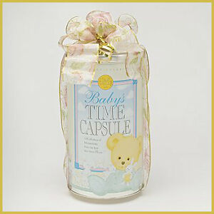 BABY Time Capsule Gift - Gift Set
