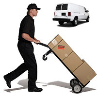 CARGO VAN + HELPER FOR MOVING / DELIVERY Watch|Share |Print|Repo