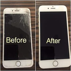 iPhone /cellphone repair LOW PRICES!!! 9024141422DT HFX