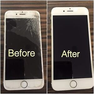 Phone Repair Lowest rates in Hrm !!!! More then 50% off Apple