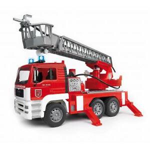 Bruder man Feuerwehr mit Drehleiter günstig kaufen