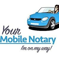 *$30 Notary/Commissioner Services (**mobile services available)