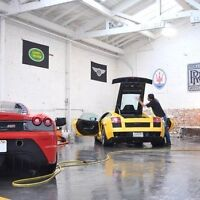 CASH JOB _ PAID DAILY CAR CLEANING