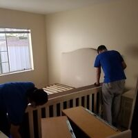 Professional two movers & 17ft truck $65 and no other cost