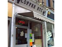 CAFE FOR SALE - WEST END GLASGOW