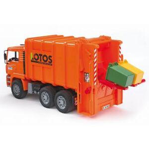 Spielzeugautos & Zubehör BRUDER 02762 Müll LKW Hecklader günstig kaufen