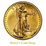 Barry's Coin Shop
