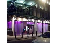 Panacea Manchester, Front of House Positions