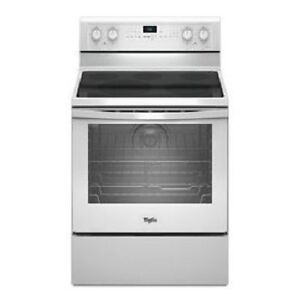 Cuisinière 30'' Stainless [Whirlpool]