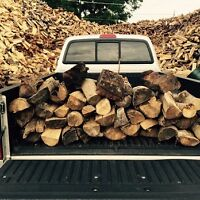 Weekend@The Wood Shack Firewood Sale Pickup in Your Truck