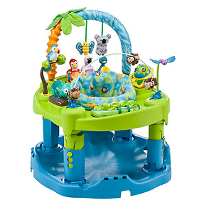 Triple Fun Animal Planet Activity Center (Exersaucer)