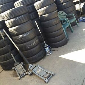 LOTS OF TIRES