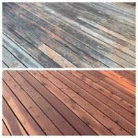 Deck Restoration & Repair