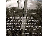 WILLIAM WALLACE REMEMBRANCE