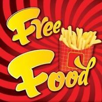 $10 FREE FOOD IN MONTREAL!!!