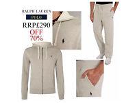 Ralph Lauren Tracksuit | S M L XL | Grey