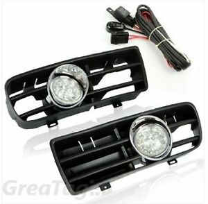 VW GOLF MK4 FOG LIGHT KIT COMPLETE 1999 2000 2001 2002 2003 2004
