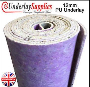 12mm Carpet Underlay