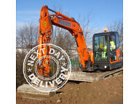 Mini Digger Hire with or without CPCS Driver Tel: 07568 441277 Best RATES.