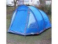 4 Man Vango Talos 400 Tent