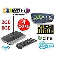 Android Box Free TV MOVIES SPORTS 1080p 4.4 Smart Tv