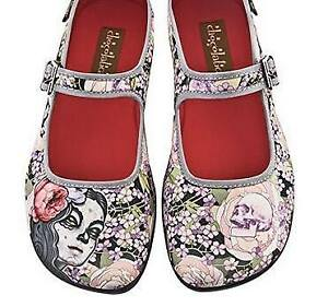 Zombie skull shoes, brand new