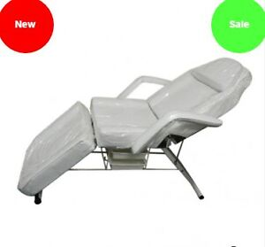 Massage Bed, Facial Adjustable Table 8306 with warranty
