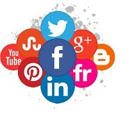 We Help Social Media Marketing for your business