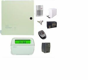 DSC Wired and Wireless Security System PC1616