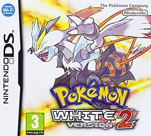 Looking for Pokémon White and White 2
