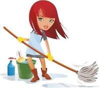 NO TIME TO CLEAN YOUR HOUSE.. GIVE ME A CALL