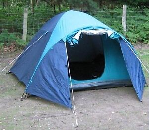 3 Person Camping Tent - Outwork Works Beaver Creek