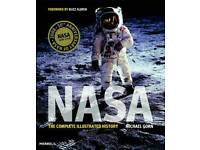 NASA The Complete Illustrated History 50th anniversary