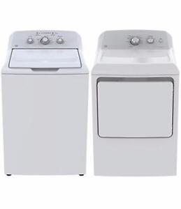 Combo laveuse/sécheuse 27'', blanc, prix réduit, GE