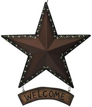 Rustic Metal Stars: Home Decor | eBay