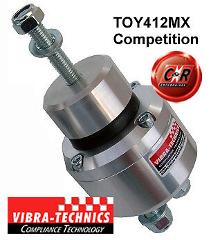 Toyota Lexus GS300 JZS161 (97-04) Vibra Technics Race Engine Mount TOY412MX