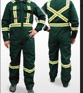 FR COVERALLS, NOMEX IIIA, style 109