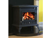 USED 21KW BOILER STOVE !!! CAN DELIVER multi fuel 10-12 rads and hot water