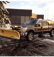 Snow Plowing services. Early bird special  up to 10% off