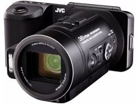 JVC GC PX10 Hi-BRED PRO Camcorder/Camera as new hardy used.