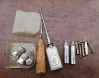 Vintage Sewing Machine Parts and Accessories