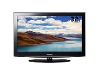 32 INCH SAMSUNG HD LCD TV WITH BUILT IN FREEVIEW **CAN BE DELIVERED**