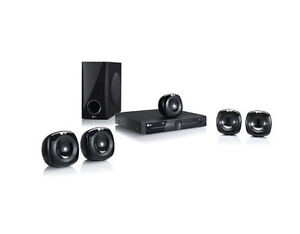 LG Blueray Surround Sound 400watts total