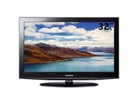 32 INCH SAMSUNG HD LCD TV WITH BUILT IN FREEVIEW ##CAN BE DELIVERED##