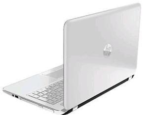 Laptop hp touchscreen