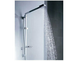 DUO DUAL HAND SHOWER ON RAIL - BRAND NEW