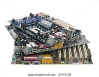 cherche acheteur pour env 40 carte mere pour le recyclage City of Montréal Greater Montréal Preview
