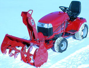 SNOWBLOWER SEASONAL AND GENERAL SERVICE AND REPAIR