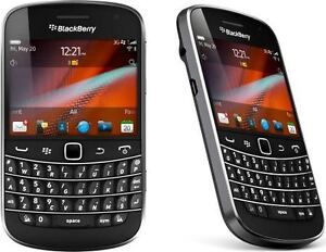 BLACKBERRY BOLD 9900 UNLOCKED CELL PHONE WORKS ALL (NO WIND)