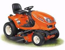 Kubota GR2110 4WD Tractor/Mower As New Albion Park Shellharbour Area Preview